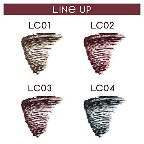 excel(エクセル)エクセルロング&カラードラッシュLC02クランベリーマスカラ8.2g