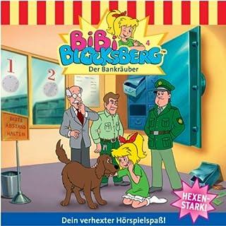 Der Bankräuber audiobook cover art