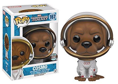 Funko POP! Marvel: Guardianes de la Galaxia: Cosmo