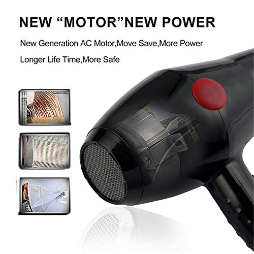 UNICHOABHA Professional Stylish Hair Dryers For Womens And Men Hot And Cold DRYER (2000 W)