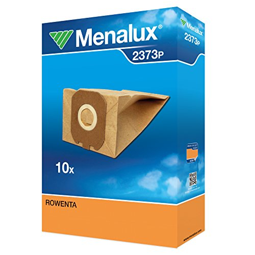 Menalux 900256148 Sacchetti per aspirapolvere, Carta