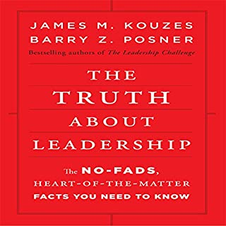 The Truth About Leadership cover art