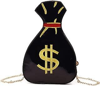 round design pu shoulder bag