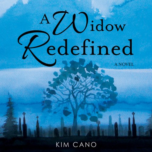 A Widow Redefined audiobook cover art