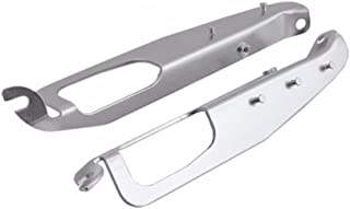 Dasen For Harley Touring 1993-2013 Heavy Duty Inner Front Batwing Fairing Support Brackets