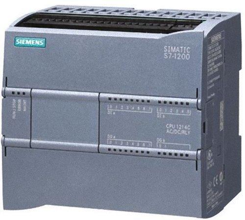Siemens st70-1200 - Cpu 1214 contactos dc/dc/dc e/s 14 ed 24v...