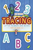 get started tracing grasshopper animal and letter numbers and words for all kids: My just first amazing learn writing practice handwriting workbook. ... and more. For preschool & kindergarten