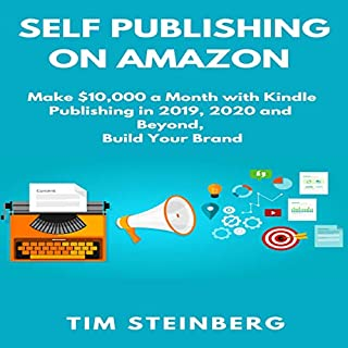 Self Publishing on Amazon cover art