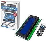 AZDelivery Großes Arduino Kompendium Buch mit gratis 2004 LCD Display -