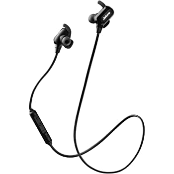 Jabra Halo Free Wireless Bluetooth Stereo Earbuds (Retail Packaging), Black