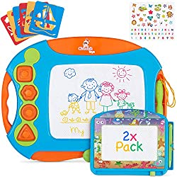 magnetic doodle board for toddlers