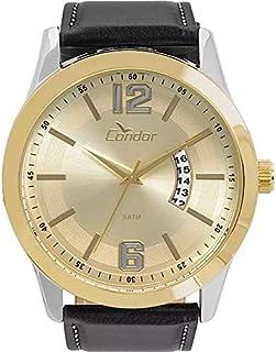 fe8406d0da7 Relógio Condor Masculino Ref  Co2115ksw 5d Casual Bicolor