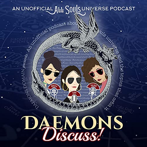Daemons Discuss! Podcast By The Lady Daemons (Angela Jean & Valerie) cover art