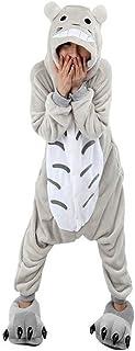 Kigurumi Adulto Costumi Animali per Carnevale Halloween o Spettacolo Party Show di Natale Pigiama Tuta da Cosplay Onesies ...
