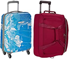 Upto 70% off on Suitcases & Backpacks Combos- Skybags, Aristocrat, VIP & more