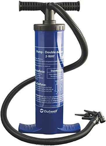 Outwell Kolbenpumpe 2-Weg, Blue, One Size
