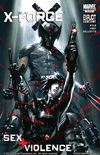 X-Force: Sex and Violence #3 (of 3) (English Edition)