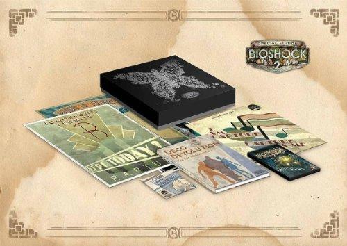 2K Bioshock 2 Special Collector Edition, Xbox 360, ITA - Juego (Xbox 360, ITA, Xbox 360)