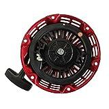 Pull Recoil Starter Start for Honda Gx120 Gx160 Gx168 Gx200 5.5hp 6.5hp Generator Parts