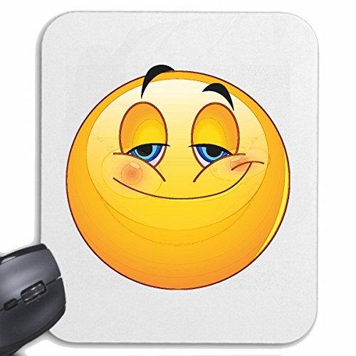 Reifen-Markt Mousepad Pixel Base Cap Mützen Pixel Bild Bildschirm Hat Baseball BaseCape Hiphop für Ihren Laptop, Notebook oder PC Internet. (mit Windows, Linux, etc.) in weiß