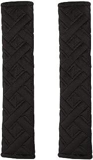 Carpoint Almohadillas cintur/ón de Seguridad Negro