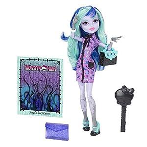 51o0+z2V74L. SS300  - Mattel Monster High - Muñeca Fashion Monster High (BJM62)