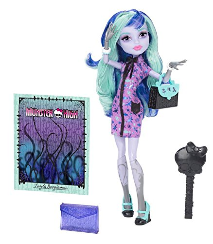 Mattel Monster High BJM62 - New Scare-mester Twyla, Puppe