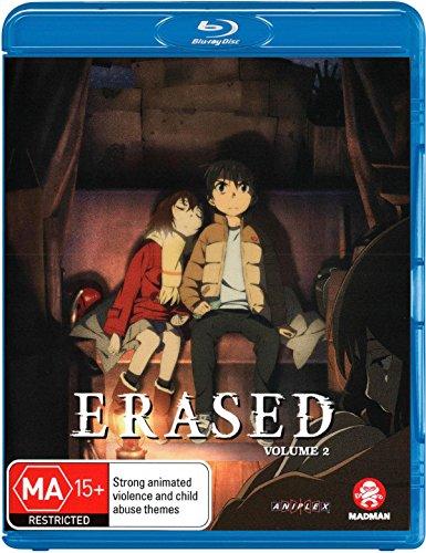 ERASED VOL 2 (EPS 7-12) - ERASED VOL 2 (EPS 7-12) (1 Blu-ray)