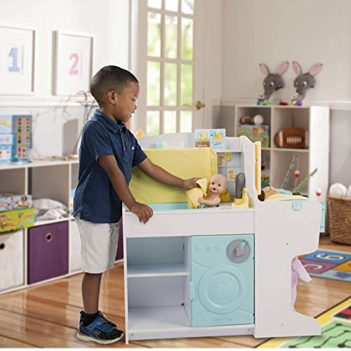Open a child's imagination with this activity center