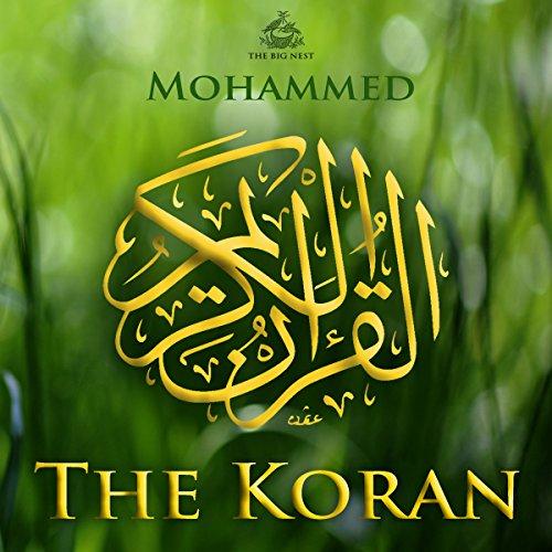 The Koran [Arabic Edition] audiobook cover art
