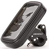 ウミネコ スマホ ホルダー M エクスペリア Xperia X Compact アイフォン iPhone5 s5 自転車 バイク 防水