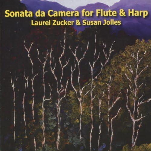 Laurel Zucker, Susan Jolles
