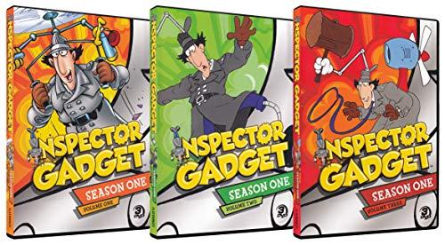 Inspector Gadget, COMPLETE Season 1: Volumes 1-3