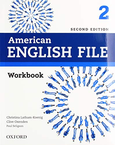 American English File 2 Workbook B - 02Edition