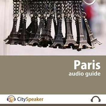 Paris - Audio Guide CitySpeaker (Français)