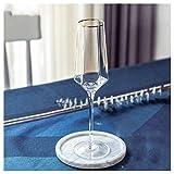 YCKZZR Copa De Vino Tinto Banquete De Catering Comercial Copas De Vino para Un Gran Sabor Cristalería De Tallo Largo,B