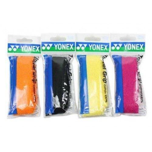 Yonex Ac 402EX Pack of 4 Badminton Towel Grip