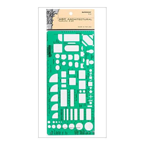 Plantilla Plan Rapidesign casa accesorios (22R) por rapiddes