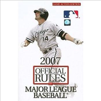 2007 Official Rules of Major League Baseball