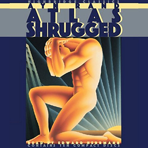 Atlas Shrugged audiobook cover art