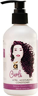 Anveya Curls Ultra-Moisturizing Conditioner for Curly Hair, 250ml