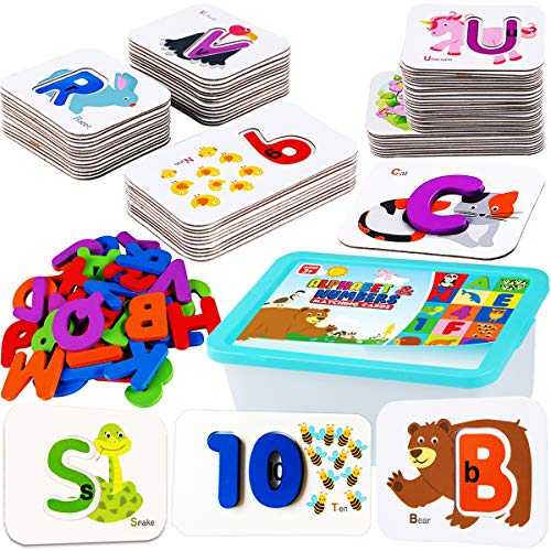 (40% OFF) Toddler Alphabet Flash Cards $11.99 – Coupon Code