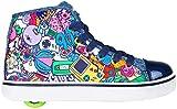 Heelys Veloz (HE100680) Zapatillas Tiempo Libre y Sportwear Mujer, Multicolor(Denim/Multi/90S...