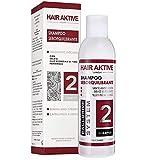 Shampoo Professionale Anti-Caduta Per Uomo e Donna. Sebo-equilibrante N2 per la Ricrescita dei Capelli 200ml