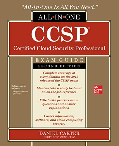CCSP Certified Cloud Security Professional All-in-One Exam Guide, Second Edition (English Edition)