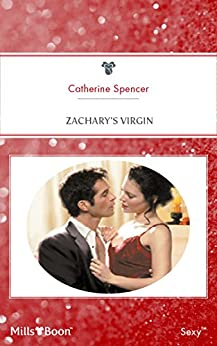 Zachary's Virgin (Christmas Book 18) by [Catherine Spencer]