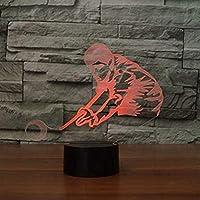 3Dナイトライト人工ライトファントムライト子供用ギフトムードライト(魂)B-24