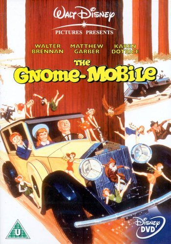 Disney The Gnome Mobile (1967) DVD by Disney