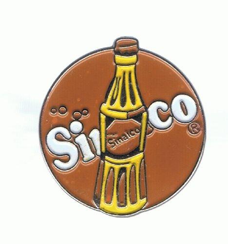 Sinalco - Flasche + Schriftzug - Pin aus Metall