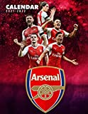 Arsenal: SPORT Calendar – 2021.2022 – 18 months – 8.5 x 11 inch High Quality – Resolution Images
